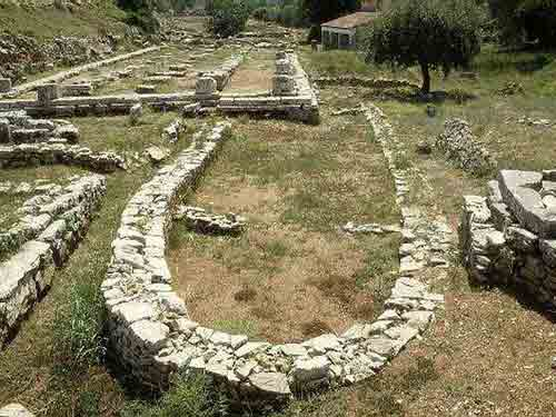 Archaeological Site of Thermo - GTP